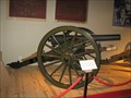 Image for M1861 3-inch Parrott Rifle - Field Artillery Museum - Fort Sill, Oklahoma