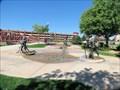 Image for Summer Showers, Historic Arkansas Riverwalk - Pueblo, CO