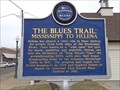 Image for The Blues Trail:  Mississippi to Helena - Helena, AR