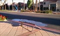 Image for Lily Pad Art Bench - Palm Desert, CA