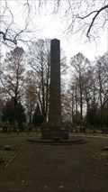 Image for Säule auf dem Friedhof Elisabethstr. - Neuwied - RLP - Germany