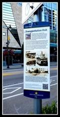 Image for Transportation Hub — New Westminster, BC