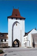 Image for Prague Gate in Beroun Town / Prazska Brana v Beroune, Czech Republic