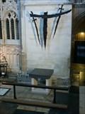 Image for Murder of Thomas Becket at Canterbury Cathedral - Canterbury, Kent, England, UK
