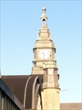 Image for Clock Tower of the Centralstation - Hamburg, Germany