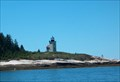 Image for Deer Island Thorofare (Mark Island) Light