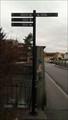 Image for Direction Arrow Mezi Mosty street / Turistický ukazatel ulice Mezi mosty