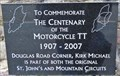 Image for Isle of Man Motorcycle Tourist Trophy - 100 Years - Kirk Michael, Isle of Man