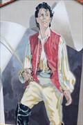 Image for Fanfan Latulipe Mural - Cannes, France