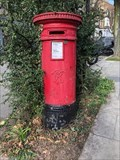 Image for Victorian Pillar Box - South Hill Park, Hampstead, London NW3, UK