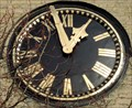 Image for St Giles Church Clock - Castle Street, Cambridge, UK