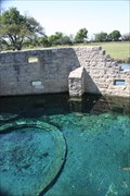 Image for Day Trips: Hancock Pool in Lampasas is one of the few free-flowing pools in the state -- Lampasas TX