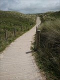 Image for Sand Dune Walkway Godrevy Cornwall UK