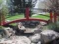 Image for Japanese Garden Bridge, International Peace Gardens - Salt Lake City Utah