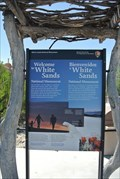 Image for White Sands National Monument, New Mexico