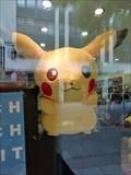 Image for Pikachu @ BA-Yugiohshop - Stuttgart, Germany, BW