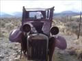 Image for Old Car near Baker, NV (Great Basin NP)