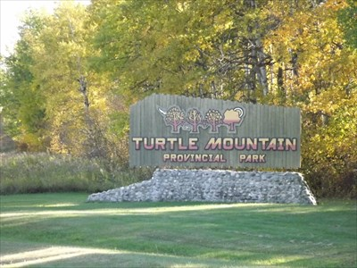 Turtle Mountain Provincial Park - Manitoba - State