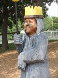 Image for Wild Thing character - Story Garden, Binghamton, NY