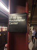 Image for 47th - 50th Streets / Rockefeller Center - New York, NY