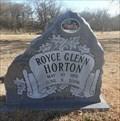 Image for Biker - Royce Glenn Horton - Centrahoma, OK