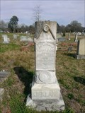 Image for A. Logan Kirkwood - Red Bank Cemetery - Saluda SC