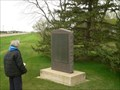 Image for Mennonite and Hutterian Immigration Memorial