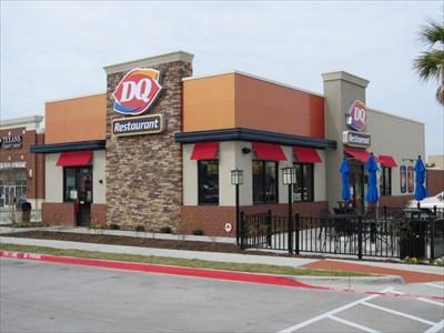 Dq Sh 78 Wylie Tx Dairy Queen Restaurants On