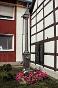 Image for Historische Handpumpe Widdig - Bornheim, NRW, Germany