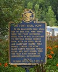 Image for  First Steel Plow  - John Deere Historic Site