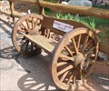 Image for Wagon Wheel Bench
