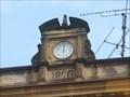 Image for Hodiny na škole / Clock on the School - Komenského námestí, Semily, CZ
