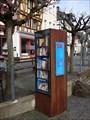 Image for Offener Bücherschrank Blaue Ecke - Adenau, RP, Germany