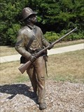 Image for Confederate Soldier - College Station, TX
