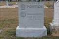 Image for Dr. Johnathan D. Porter -- Hutto Cemetery, Hutto TX