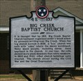 Image for Big Creek Baptist Church - 4E 157 - Millington, Tn