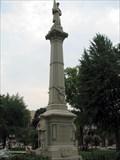 Image for Elyria Civil War Monument - Elyria, Ohio