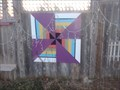 Image for Purple Pinwheel - Dead People's Stuff Antiques - Bloomfield, ON