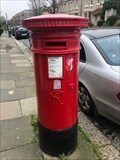 Image for Victorian Pillar Box - Fonthill Road - Hove - East Sussex - UK