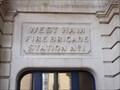 Image for West Ham Fire Brigade Station No 1 - Broadway, Stratford, London, UK