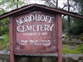 Image for Nordhoff Cemetery - Ojai, CA