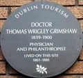 Image for Thomas Wrigley Grimshaw -Molesworth Street, Dublin, Ireland
