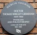 Image for Thomas Wrigley Grimshaw -Molesworth Street, Dublin, Ireland
