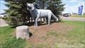 Image for World's Largest Silver Fox - Salisbury, New Brunswick