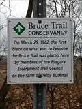 Image for FIRST Blaze on the Bruce Trail - Beamsville, ON