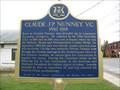 "Image for ""CLAUDE J.P. NUNNEY, V.C. 1892-1918"" ~ Lancaster"