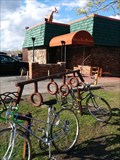 Image for Green Dot Stables bike rack - Detroit, Michigan