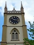 Image for St. Anne's Episcopal Church Clock - Calais, ME