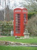 Image for Red Phone Box, Private Garden, Ombersley, Worcestershire, England