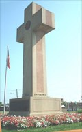 "Image for ""Memorial Peace Cross, Bladensburg, Maryland"""